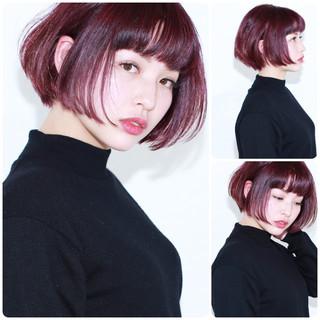 小顔 ナチュラル 外国人風カラー ニュアンス ヘアスタイルや髪型の写真・画像