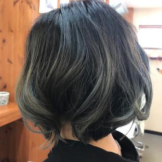 YUSUKE ISHIMARUさんのヘアスナップ