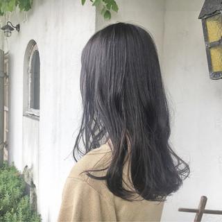 大人女子 秋 透明感 ロング ヘアスタイルや髪型の写真・画像 ヘアスタイルや髪型の写真・画像
