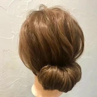 山根奈緒さんのヘアスナップ