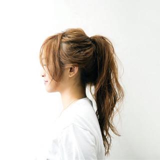 冬 簡単ヘアアレンジ 大人女子 ショート ヘアスタイルや髪型の写真・画像