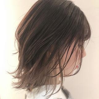 ショートボブ ウルフカット インナーカラー ショートヘア ヘアスタイルや髪型の写真・画像