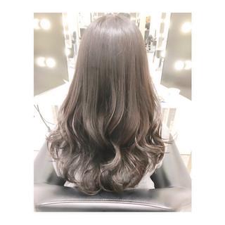 ロング 大人女子 大人かわいい ゆるふわ ヘアスタイルや髪型の写真・画像 ヘアスタイルや髪型の写真・画像