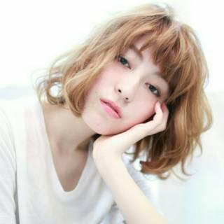 春 モテ髪 ガーリー 愛され ヘアスタイルや髪型の写真・画像