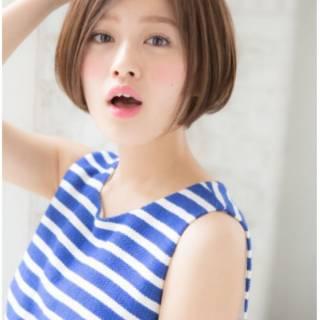 大人かわいい シースルーバング ナチュラル ヘアアレンジ ヘアスタイルや髪型の写真・画像