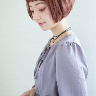 ゆるふわ 小顔 色気 フェミニン ヘアスタイルや髪型の写真・画像