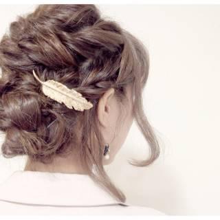 大人かわいい モテ髪 セミロング ナチュラル ヘアスタイルや髪型の写真・画像