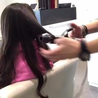 大人かわいい ヘアアレンジ 前髪あり ルーズ ヘアスタイルや髪型の写真・画像