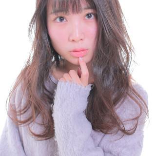 大人かわいい モテ髪 ゆるナチュラル 撮影 ヘアスタイルや髪型の写真・画像