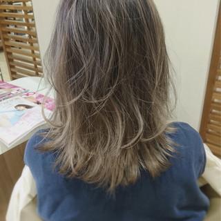 阿部 純さんのヘアスナップ