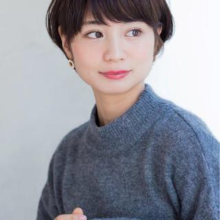 大人女子 小顔 田中美保 こなれ感 ヘアスタイルや髪型の写真・画像