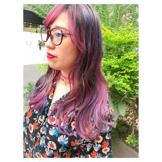 外国人風カラー ダブルカラー グラデーションカラー ストリート ヘアスタイルや髪型の写真・画像 ヘアスタイルや髪型の写真・画像