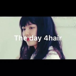 The day 4 HAIRさんのヘアスナップ