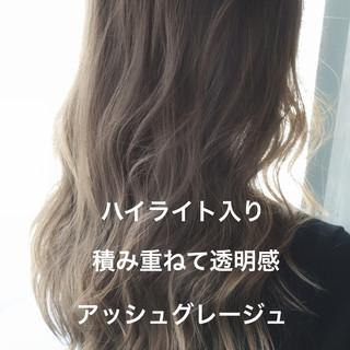 ゆるふわパーマ イルミナカラー ナチュラル デジタルパーマ ヘアスタイルや髪型の写真・画像