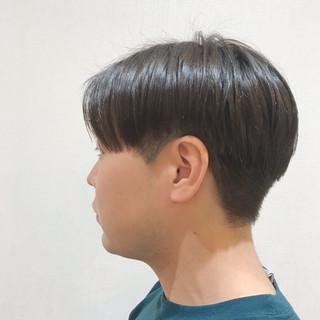 刈り上げ マッシュヘア メンズヘア メンズマッシュ ヘアスタイルや髪型の写真・画像