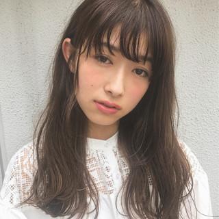 ウェーブ デート アンニュイ 秋 ヘアスタイルや髪型の写真・画像