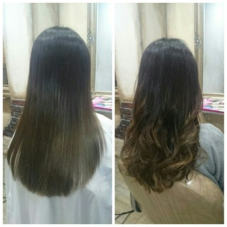 フェミニン ガーリー アッシュ 外国人風 ヘアスタイルや髪型の写真・画像 ヘアスタイルや髪型の写真・画像