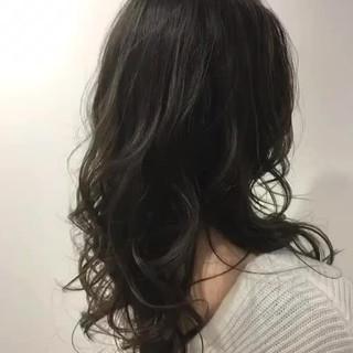 モテ髪 透明感 フェミニン デート ヘアスタイルや髪型の写真・画像