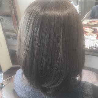 色気 ハイトーン フェミニン 外国人風カラー ヘアスタイルや髪型の写真・画像