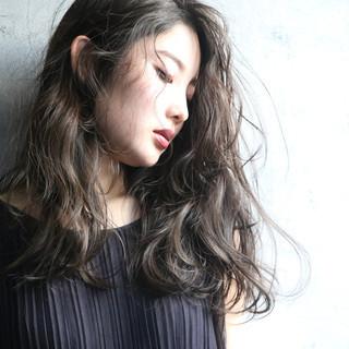 圧倒的透明感 外国人風 外国人風カラー 外国人風フェミニン ヘアスタイルや髪型の写真・画像