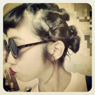 黒髪 外国人風 三つ編み ヘアアレンジ ヘアスタイルや髪型の写真・画像 ヘアスタイルや髪型の写真・画像