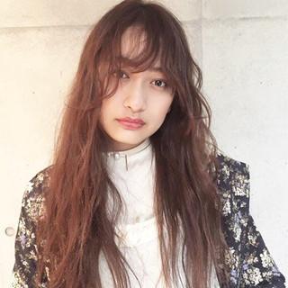 ロング ヘアアレンジ デート 謝恩会 ヘアスタイルや髪型の写真・画像