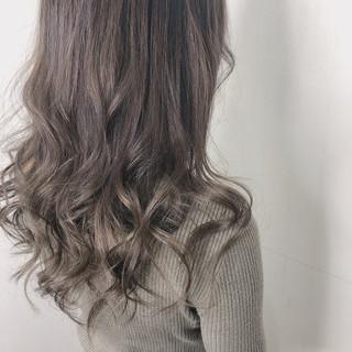 ミディアム ヘアカラー 外国人風カラー デート ヘアスタイルや髪型の写真・画像