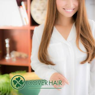 ロング コンサバ パーマ ブラウンベージュ ヘアスタイルや髪型の写真・画像