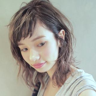 マッシュウルフカットとは?芸能人も夢中のレディースおしゃ髪♡ショート~ロング集