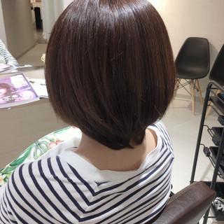 ナチュラル ブランジュ 美髪 デート ヘアスタイルや髪型の写真・画像