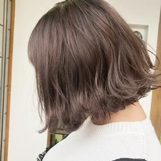 大石亜里紗さんのヘアスナップ