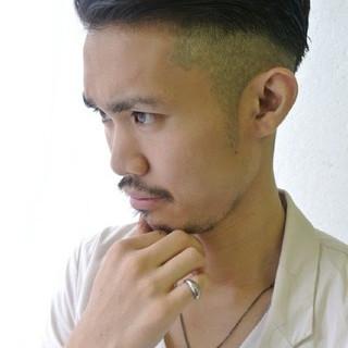 ショート 黒髪 刈り上げ ボーイッシュ ヘアスタイルや髪型の写真・画像 ヘアスタイルや髪型の写真・画像