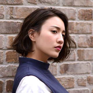 ショート 大人女子 ナチュラル 色気 ヘアスタイルや髪型の写真・画像