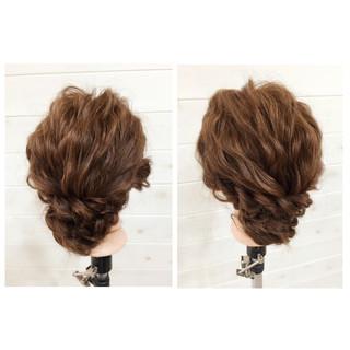 ゆるふわ 簡単ヘアアレンジ ハーフアップ ヘアアレンジ ヘアスタイルや髪型の写真・画像 ヘアスタイルや髪型の写真・画像