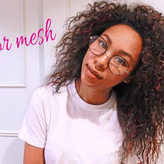 メッシュ ストリート ロング パーマ ヘアスタイルや髪型の写真・画像 ヘアスタイルや髪型の写真・画像