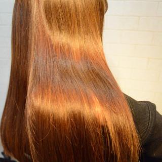 美髪 髪質改善トリートメント ロング 髪質改善 ヘアスタイルや髪型の写真・画像