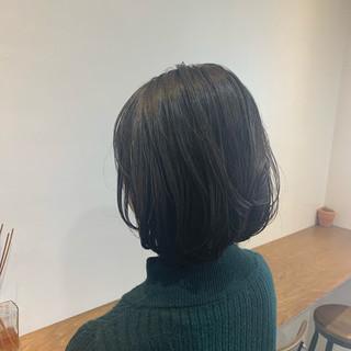 ショートボブ ボブ 大人グラボブ N.オイル ヘアスタイルや髪型の写真・画像