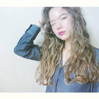 春 コンサバ 愛され パンク ヘアスタイルや髪型の写真・画像