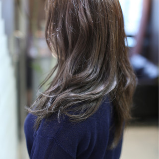 黒髪 リラックス モーブ 女子会 ヘアスタイルや髪型の写真・画像 ヘアスタイルや髪型の写真・画像