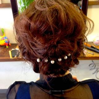 モテ髪 秋 フェミニン コンサバ ヘアスタイルや髪型の写真・画像 ヘアスタイルや髪型の写真・画像