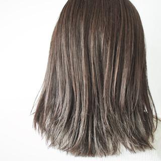 外国人風 ブラウン ナチュラル ブラウンベージュ ヘアスタイルや髪型の写真・画像