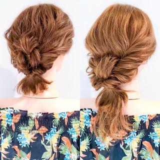 エレガント 上品 ロング ヘアアレンジ ヘアスタイルや髪型の写真・画像