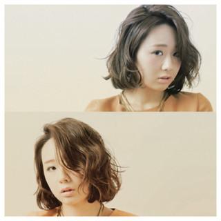 フェミニン 外国人風 ゆるふわ ナチュラル ヘアスタイルや髪型の写真・画像