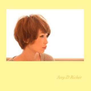 ゆるふわ ハイトーン 卵型 モテ髪 ヘアスタイルや髪型の写真・画像