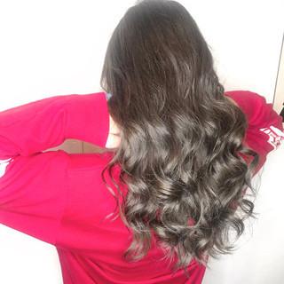 大人ハイライト 可愛い デート エレガント ヘアスタイルや髪型の写真・画像