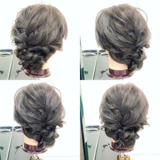色気 涼しげ 夏 デート ヘアスタイルや髪型の写真・画像