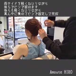 デート 大人かわいい ヘアアレンジ ガーリー ヘアスタイルや髪型の写真・画像