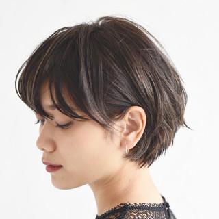 かわいい黒髪がイマドキ風♡好感度高めな大人髪型スタイル