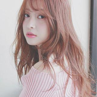 女子会 色気 パーマ ロング ヘアスタイルや髪型の写真・画像