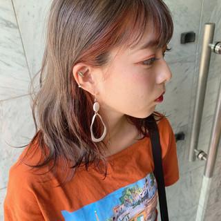 イルミナカラー アディクシーカラー 外国人風カラー ストリート ヘアスタイルや髪型の写真・画像